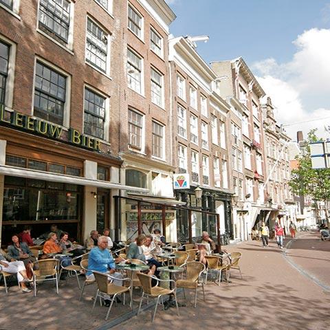 Impressies nova hotel apartments for Studio omgeving amsterdam